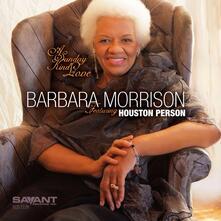 A Sunday Kind of Love - CD Audio di Barbara Morrison
