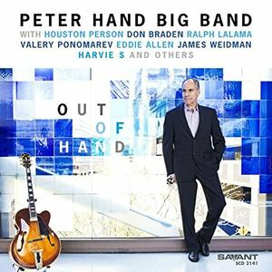 Out of Hand - CD Audio di Peter Hand