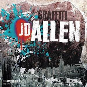 Graffiti - CD Audio di J.D. Allen