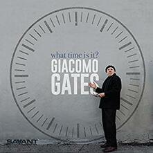What Time Is It? - CD Audio di Giacomo Gates
