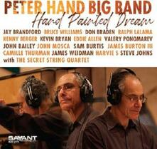 Peter Hand Big Band. Hand Painted Dream - CD Audio di Peter Hand