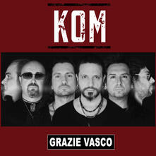 Grazie Vasco - CD Audio di Kom