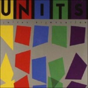 Digital Stimulation - Vinile LP di Units