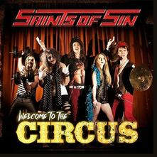 Welcome to the Circus - CD Audio di Saints of Sin