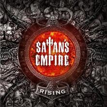 Rising - CD Audio di Satan's Empire