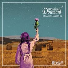 Angathin - CD Audio di Monsieur Doumani