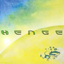 Attention Earth! - CD Audio di Henge