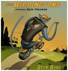 Open Road (feat. Russ Freeman) - CD Audio di Rippingtons