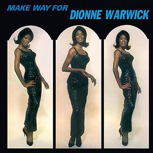 Make Way for Dionne Warwick - Vinile LP di Dionne Warwick