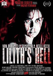Lilith's Hell di Vincenzo Petrarolo - DVD