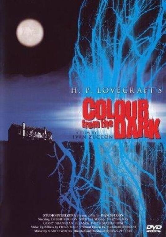 Colour From the Dark (Blu-ray) di Ivan Zuccon - Blu-ray