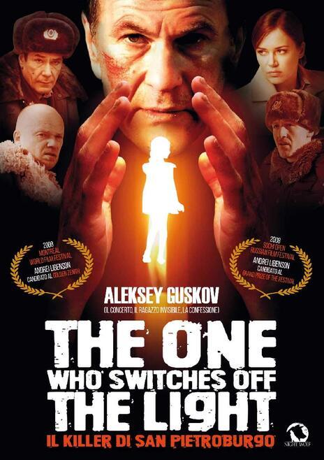 The One Who Switches Off the Light. Il Killer di San Pietroburgo (DVD) di Andrei Libenson - DVD