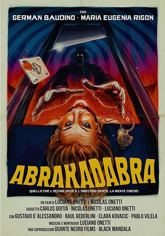 Abrakadabra (DVD) di Luciano Onetti,Nicolas Onetti - DVD