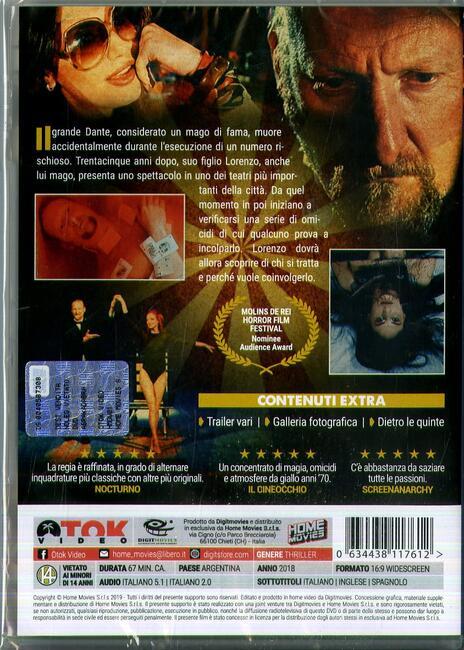 Abrakadabra (DVD) di Luciano Onetti,Nicolas Onetti - DVD - 2