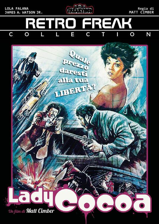 Lady Cocoa (DVD) di Matt Cimber - DVD