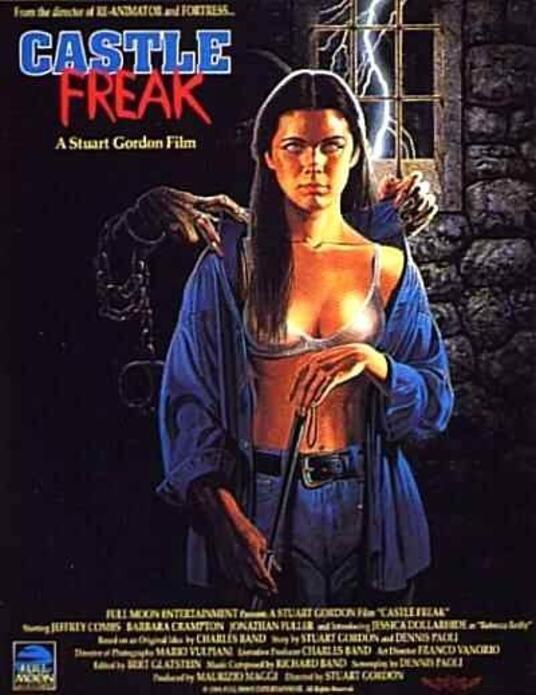 Castle Freak (Blu-ray) di Stuart Gordon - Blu-ray