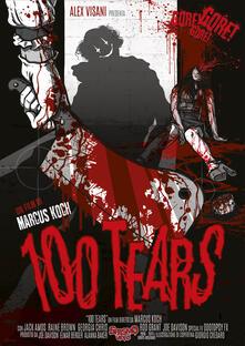 100 Tears (DVD) di Marcus Koch - DVD
