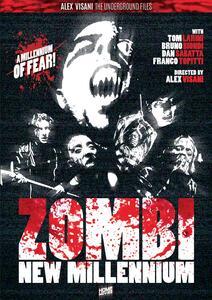 Zombi New Millennium. Limited edition (DVD) di Alex Visani - DVD