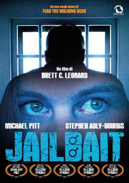 Jailbait (DVD) di Brett C. Leonard - DVD