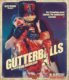 Gutterballs (Blu-ray) di Ryan Nicholson - Blu-ray