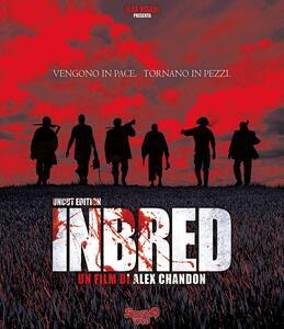 Inbred (Blu-ray) di Alex Chandon - Blu-ray
