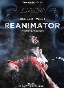 Herbert West Reanimator (Blu-ray) di Ivan Zuccon - Blu-ray