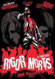 Rigor Mortis. Lingua originale (DVD) di Timo Rose - DVD