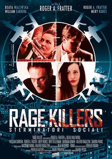 Rage Killer (DVD) di Roger A. Fratter - DVD