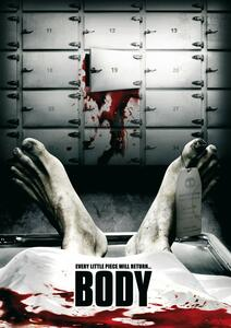 Body (DVD) di Paween Purikitpanya - DVD