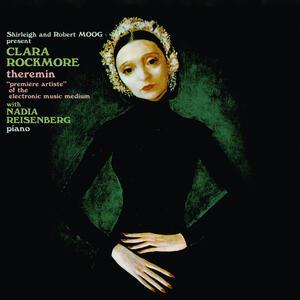 Vinile Theremin Clara Rockmore