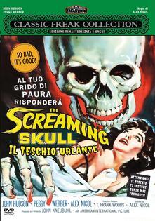 The Screaming Skull (DVD) di Alex Nicol - DVD