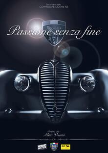 Passione senza fine (DVD) di Alex Visani - DVD