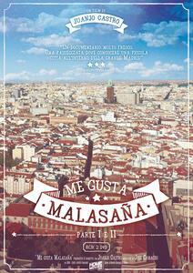 Me gusta malasana 1-2 (2 DVD) di Juanjo Castro - DVD