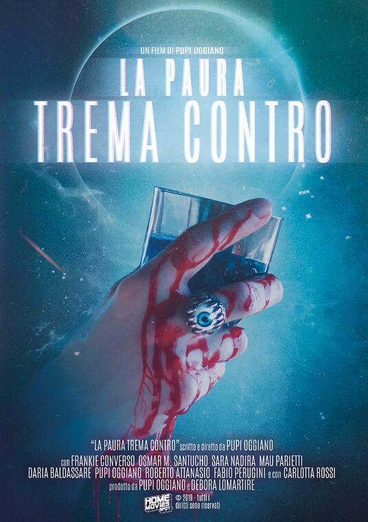 La paura trema contro  (DVD) di Pupi Oggiano - DVD