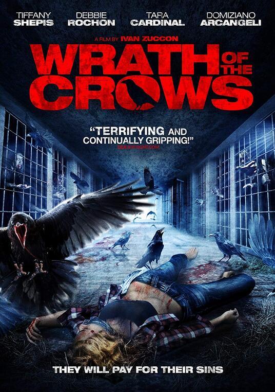 Wrath of the Crows (DVD) di Ivan Zuccon - DVD