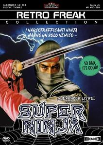 Super Ninja (DVD) di Wu Kuo-Ren - DVD