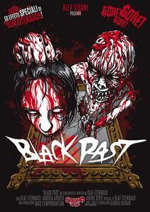 Black Past (DVD) di Olaf Ittenbach - DVD