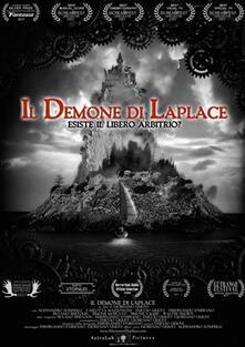 Il demone di Laplace (DVD) di Giordano Giulivi - DVD