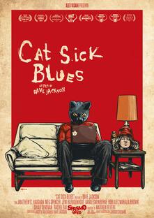 Cat Sick Blues (DVD) di Dave Jackson - DVD