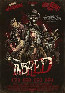Inbred (DVD) di Alex Chandon - DVD