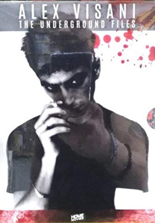 Alex Visani. The Underground Files (3 DVD) di Alex Visani - DVD
