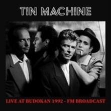 Live a Budokan 1992. FM Broadcast - Vinile LP di Tin Machine