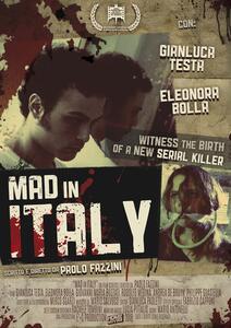 Mad in Italy (DVD) di Paolo Fazzini - DVD