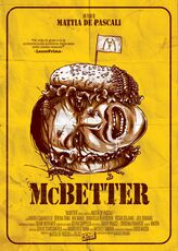 Film McBetter. Limited Edition (DVD) Mattia De Pascali