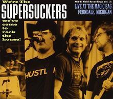 Live At The Magic Bag Ferndale Mi - CD Audio di Supersuckers