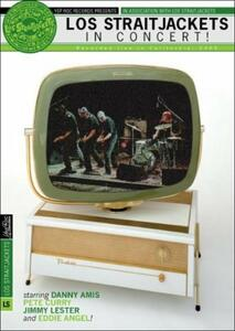 Los Straitjackets in Concert - DVD