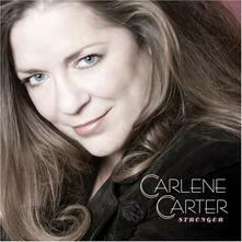 Stronger - CD Audio di Carlene Carter