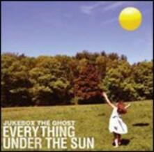 Everything Under the Sun - CD Audio di Jukebox the Ghost