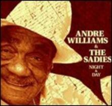 Night & Day - CD Audio di Sadies,Andre Williams