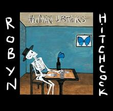 The Man Upstairs - CD Audio di Robyn Hitchcock